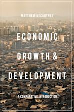 Economic Growth and Development cover