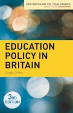 Education Policy in Britain cover