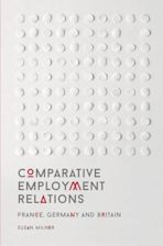Comparative Employment Relations cover