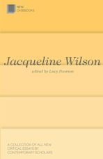 Jacqueline Wilson cover