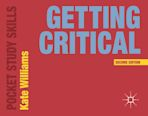 Getting Critical cover