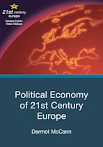 Political Economy of 21st Century Europe cover