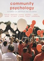 Community Psychology cover