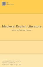 Medieval English Literature cover