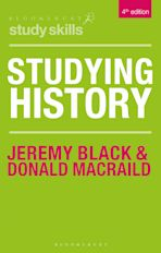 Studying History cover