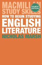 How to Begin Studying English Literature cover