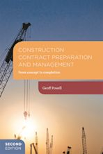 Construction Contract Preparation and Management cover