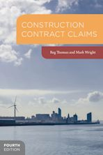 Construction Contract Claims cover