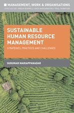 Sustainable Human Resource Management cover