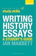 Writing History Essays cover