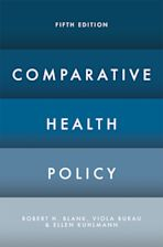 Comparative Health Policy cover