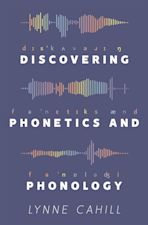 Discovering Phonetics and Phonology cover