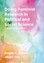 Doing Feminist Research in Political and Social Science cover