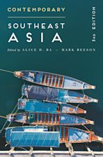 Contemporary Southeast Asia cover