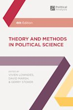 Theory and Methods in Political Science cover