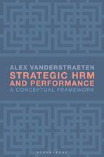 Strategic HRM and Performance cover