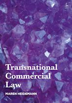 Transnational Commercial Law cover