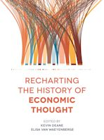 Recharting the History of Economic Thought cover