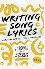Writing Song Lyrics cover