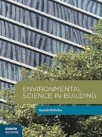 Environmental Science in Building cover