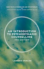An Introduction to Psychodynamic Counselling cover