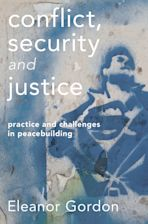 Conflict, Security and Justice cover
