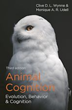 Animal Cognition cover