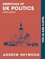Essentials of UK Politics cover