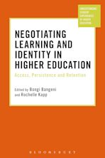 Negotiating Learning and Identity in Higher Education cover