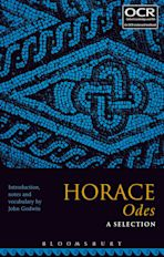 Horace Odes: A Selection cover