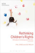 Rethinking Children's Rights cover
