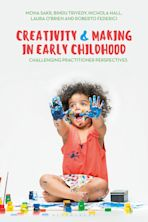 Creativity and Making in Early Childhood cover