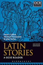 Latin Stories cover