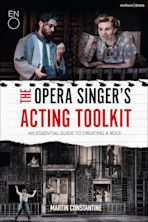 The Opera Singer's Acting Toolkit cover