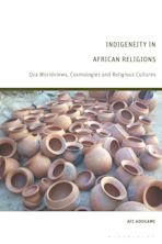 Indigeneity in African Religions cover