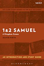 1 & 2 Samuel: An Introduction and Study Guide cover