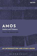 Amos: An Introduction and Study Guide cover