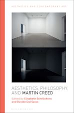 Aesthetics, Philosophy and Martin Creed cover