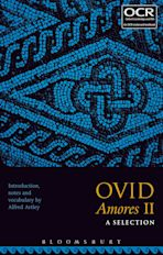 Ovid Amores II: A Selection cover