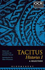 Tacitus Histories I: A Selection cover
