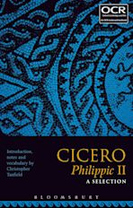 Cicero Philippic II: A Selection cover