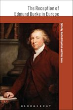 The Reception of Edmund Burke in Europe cover
