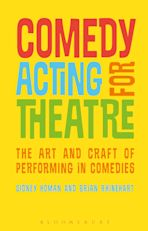 Comedy Acting for Theatre cover