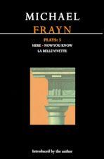 Frayn Plays: 3 cover