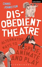 Disobedient Theatre cover