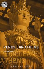 Periclean Athens cover