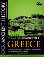 OCR Ancient History AS and A Level Component 1 cover
