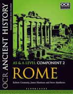 OCR Ancient History AS and A Level Component 2 cover
