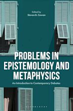 Problems in Epistemology and Metaphysics cover
