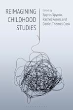 Reimagining Childhood Studies cover
